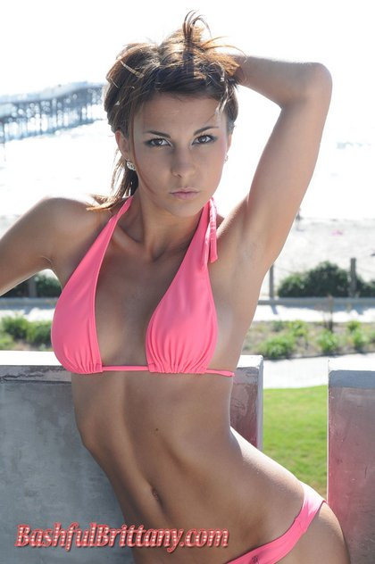bashful brittany sexy bikini3