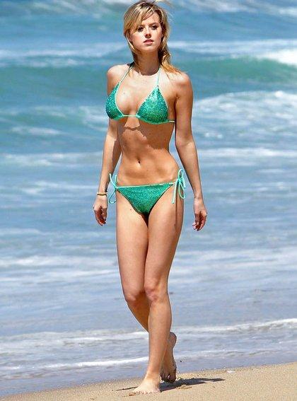 sasha jackson bikini hot